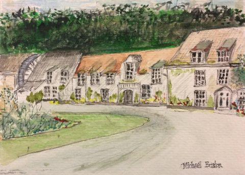 Art group - Combe House Hotel