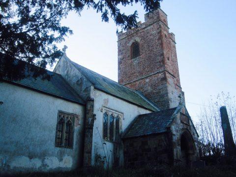 Today - All Saints Church Dodington