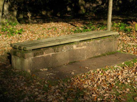 Today - Dodington fountain seat
